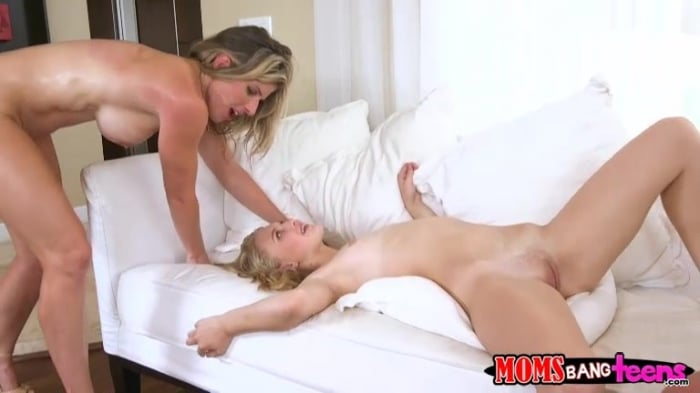 Lily Rader in Lusty lily